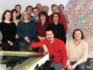 The MiGen team (January 2008)